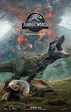 Jurassic World 2018 Hindi Dubbed ENG 300MB Proper Quality HDCAM 480p