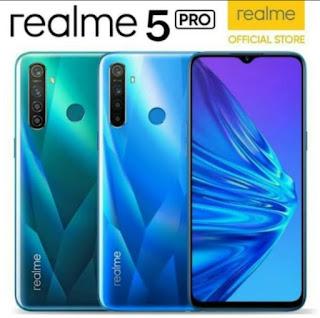 realme 5 pro hp murah untuk main pubg mobile