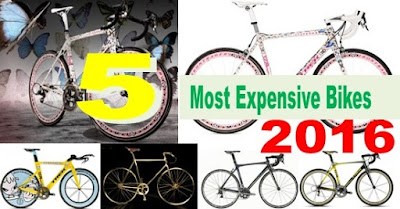 5 Most Expensive Bikes In The World  2016