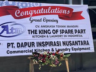 Karangan Bunga Dari PT. Dapur Inspirasi Nusantara