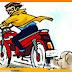 नववर्ष के पहले ही दिन चोरों ने शहर में बाइक चुराकर खोला अपना खाता