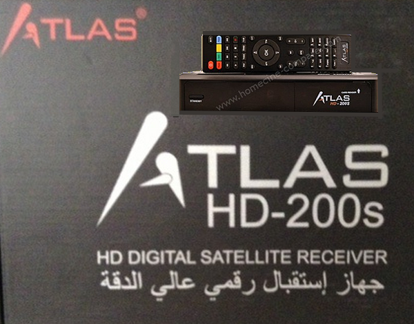 mise a jour atlas hd 200s b118-2