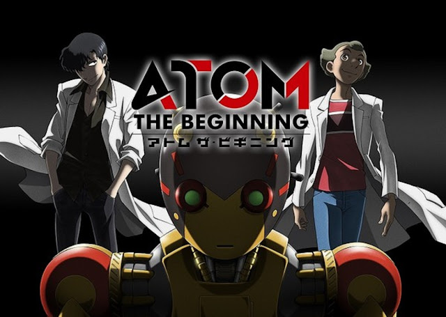 Download OST Opening Ending Anime Atom: The Beginning Full Version