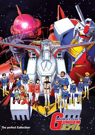 Gundam 0079 - Todos os Episódios