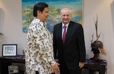 Menperin Optimis Indonesia Akan Tembus Peringkat Keempat Perekonomian Terbesar Dunia