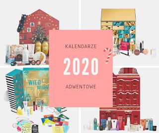 Kalendarze adwentowe z kosmetykami 2020
