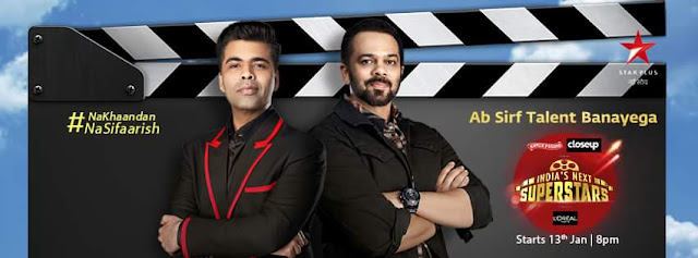 'India's Next Superstars' Reality Show on Star Plus Wiki Judges,Host,Promo,Timing
