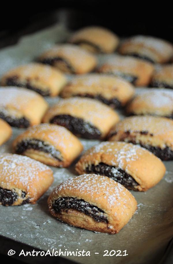 Biscotti Nascondini alla Nocciola