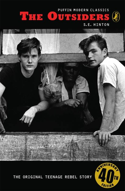 Random Book And Movie Reviews The Outsiders By S E Hinton