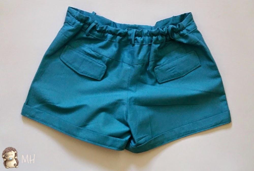 pantalón por detrás
