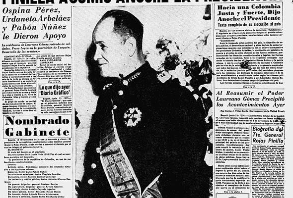"""Colombia. [13 de junio] A 64 años de una """"Dictadura Perfecta"""""""