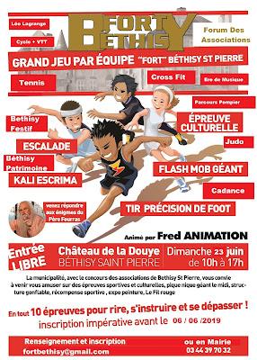 Affiche « Fort Béthisy »