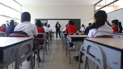 Inicio de clases será el 14 de marzo para colegios públicos, confirmó el ministro de Educación
