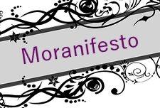 Moranifesto title image