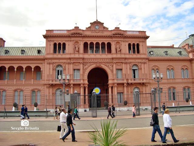 Casa Rosada (entrada) - Buenos Aires