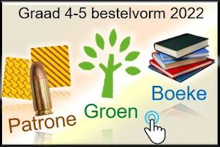 #Patrone #Groen #Boeke