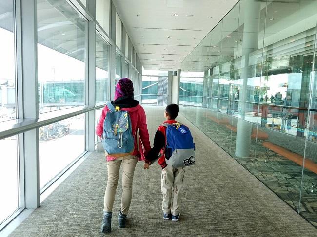 Cari Tahu Yuk Manfaat Mudik Bersama Anak