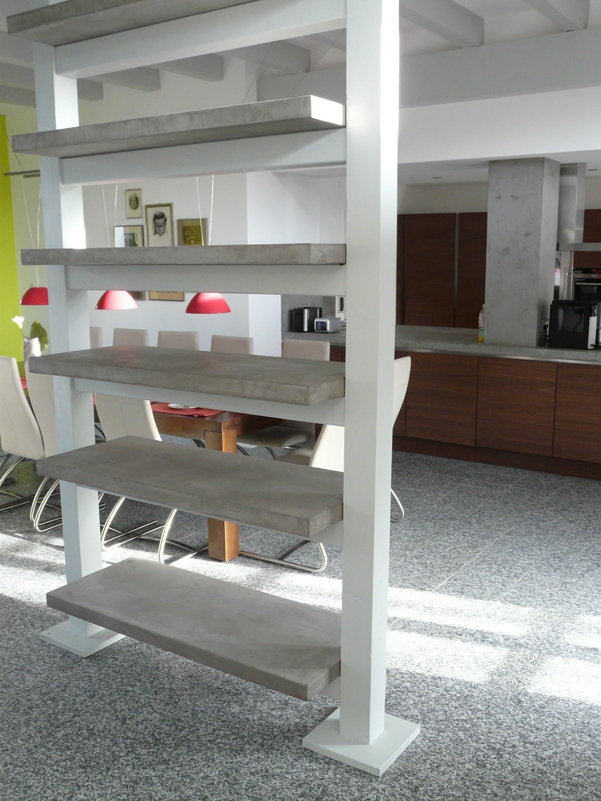 wand wohndesign beton cire beton cir m bel in betonoptik. Black Bedroom Furniture Sets. Home Design Ideas