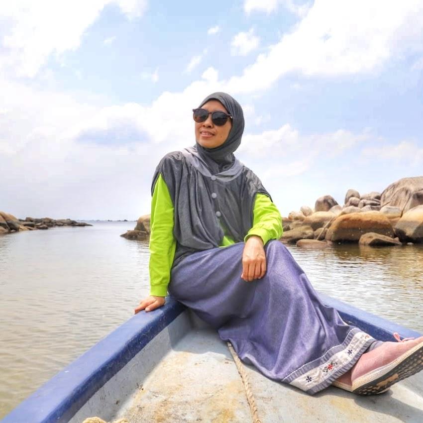Jelajah Hutan Mangrove dan Pantai Batu Junjung di Desa Pengudang Bintan