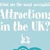 What is the most accessible attraction in the UK? #infographic
