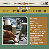 SOUTHERN CULTURE ON THE SKIDS - At home with Southern Culture On The Skids (Álbum)