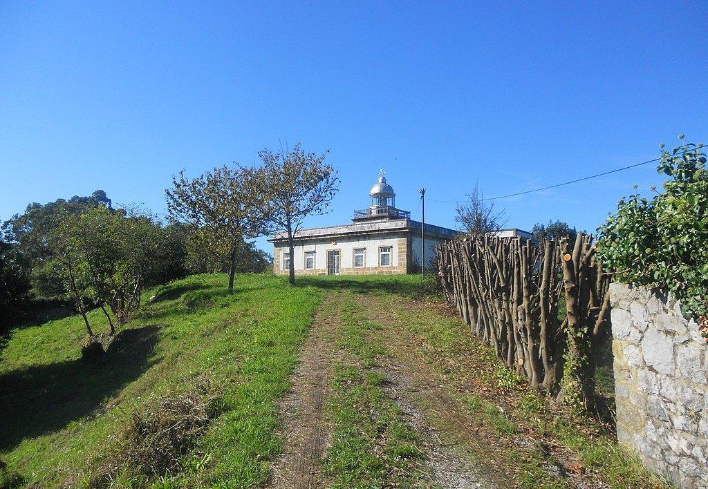 Faro de Ribadesella, Asturias