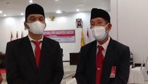 PSBI: Selamat Pelantikan Sorta Siahaan Sebagai Ketua DPRD Samosir