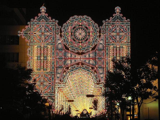 Kobe Luminarie (Light Display Festival), Kobe, Hyogo