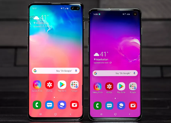 Samsung Galaxy S10S10 Plus