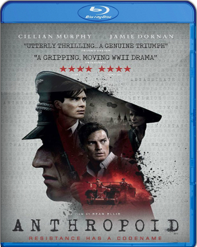Anthropoid [2016] [BD25] [Subtitulado]