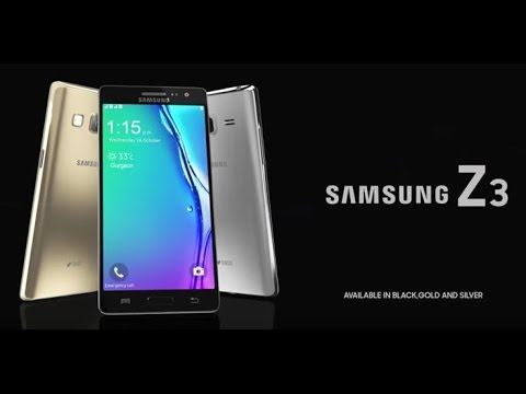 Samsung Z3 Corporate Edition Specifications - LAUNCH Announced 2016, June DISPLAY Type Super AMOLED capacitive touchscreen, 16M colors Size 5.0 inches (~69.7% screen-to-body ratio) Resolution 720 x 1280 pixels (~294 ppi pixel density) Multitouch Yes BODY Dimensions 141.5 x 69.9 x 7.9 mm (5.57 x 2.75 x 0.31 in) Weight - SIM Dual SIM (Micro-SIM, dual stand-by) PLATFORM OS Tizen OS, v2.4 CPU Quad-core 1.2 GHz Cortex-A53 Chipset Qualcomm MSM8916 Snapdragon 410 GPU Adreno 306 MEMORY Card slot microSD, up to 128 GB (uses SIM 2 slot) Internal 8 GB, 1 GB RAM CAMERA Primary 8 MP, f/2.2, autofocus, LED flash Secondary 5 MP, f/2.2 Features Geo-tagging, face detection, panorama, HDR Video 1080p@30fps NETWORK Technology GSM / HSPA / LTE 2G bands GSM 850 / 900 / 1800 / 1900 - SIM 1 & SIM 2 3G bands HSDPA 850 / 900 / 1900 / 2100 4G bands LTE 800 / 850 / 900 / 1800 / 2100 / 2600 Speed HSPA, LTE Cat4 150/50 Mbps GPRS Yes EDGE Yes COMMS WLAN Wi-Fi 802.11 b/g/n, Wi-Fi Direct NFC Yes GPS Yes, with A-GPS, GLONASS USB microUSB v2.0, USB On-The-Go Radio FM radio Bluetooth v4.1, A2DP, LE FEATURES Sensors Accelerometer, proximity Messaging SMS(threaded view), MMS, Email, Push Mail, IM Browser HTML5 Java No SOUND Alert types Vibration; MP3, WAV ringtones Loudspeaker Yes 3.5mm jack Yes BATTERY Removable Li-Ion 2600 mAh battery Stand-by  Talk time  Music play  MISC Colors Black, Silver, Gold  - MP4/H.264 player - MP3/WAV/AAC/Flac player - Photo viewer - Document viewer