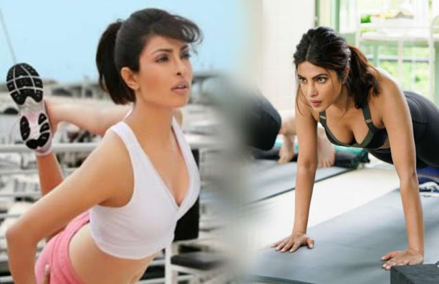Priyanka Chopra Daily Life and Skin Care Rutine for a Day