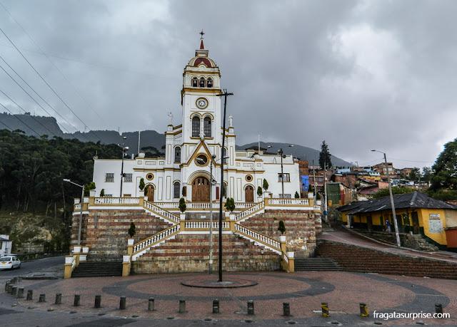 Igreja de Nossa Senhora do Egito, Bogotá, Colômbia