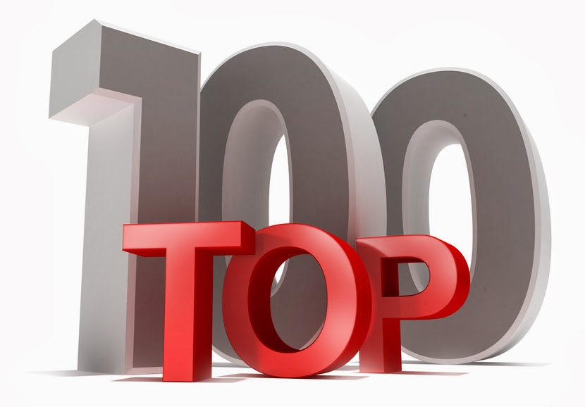 Technology Tidbits: Thoughts of a Cyber Hero: Top 100 ...