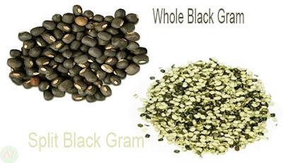 Black gram, মাষকলাই