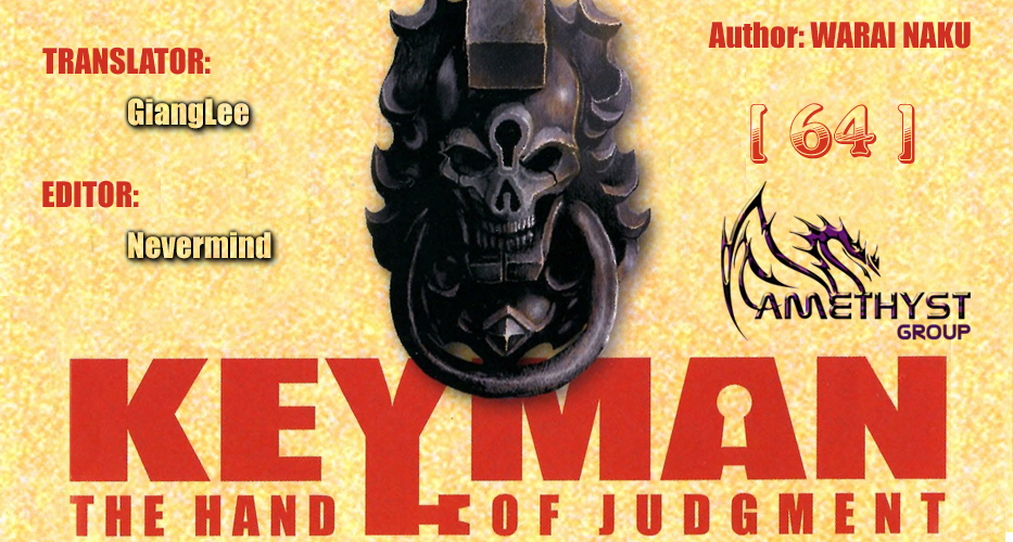 Keyman: The Hand of Judgement
