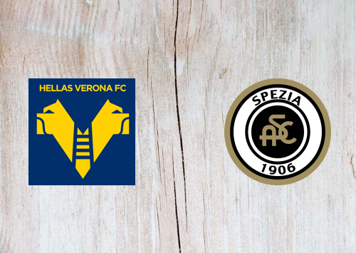 Hellas Verona vs Spezia -Highlights 01 May 2021