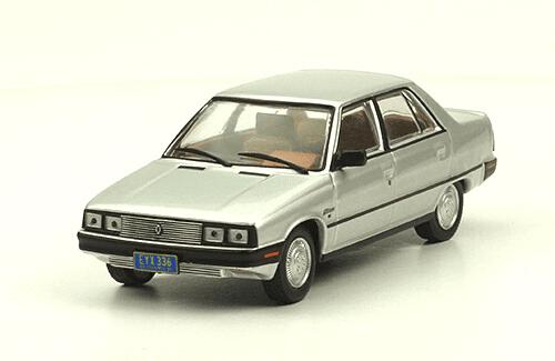 Renault Alliance 1984 1:43 grandes autos memorables