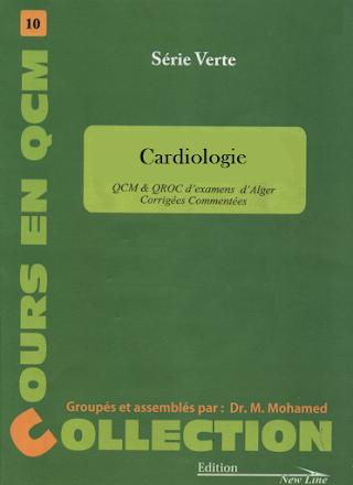 serie verte Cardiologie Edition 2017 PDF