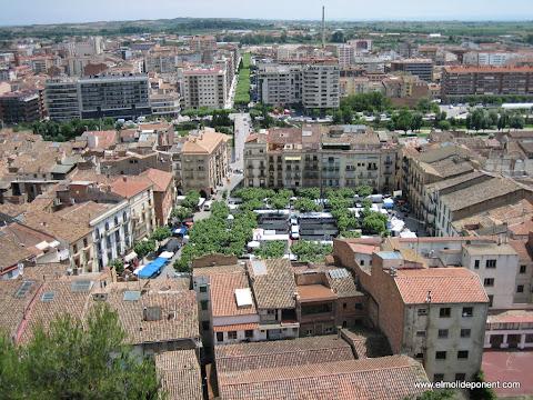 Plaça del Mercadal de Balaguer