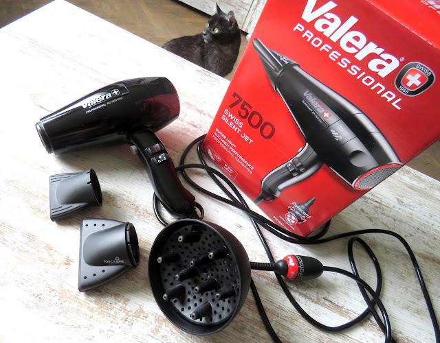 Valera Swiss Silent Jet 7500 Light Ionic Rotocord fen na vlasy