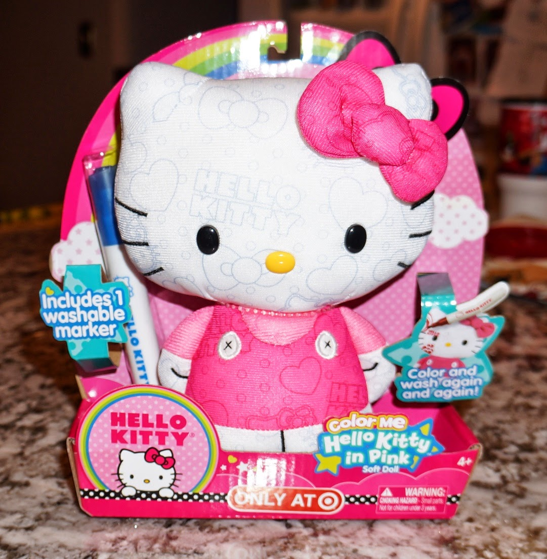 Cool Kitty Toys Evan And Lauren 39s Cool Blog 10 12 13 Hello Kitty From