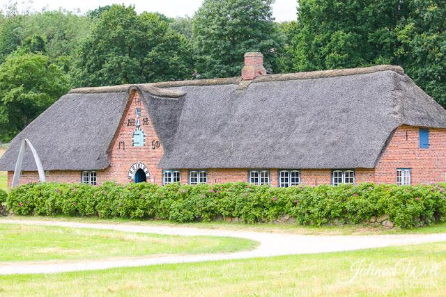 Freilichtmuseum Molfsee Norddeutschland Walfänger Haus