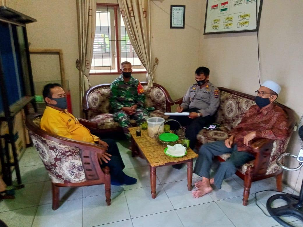 Duduk Bersama Tiga Pilar Batara Bahas Situasi Wilayah