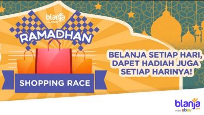Promo Ramadhan 2017 Blanja.com Voucher