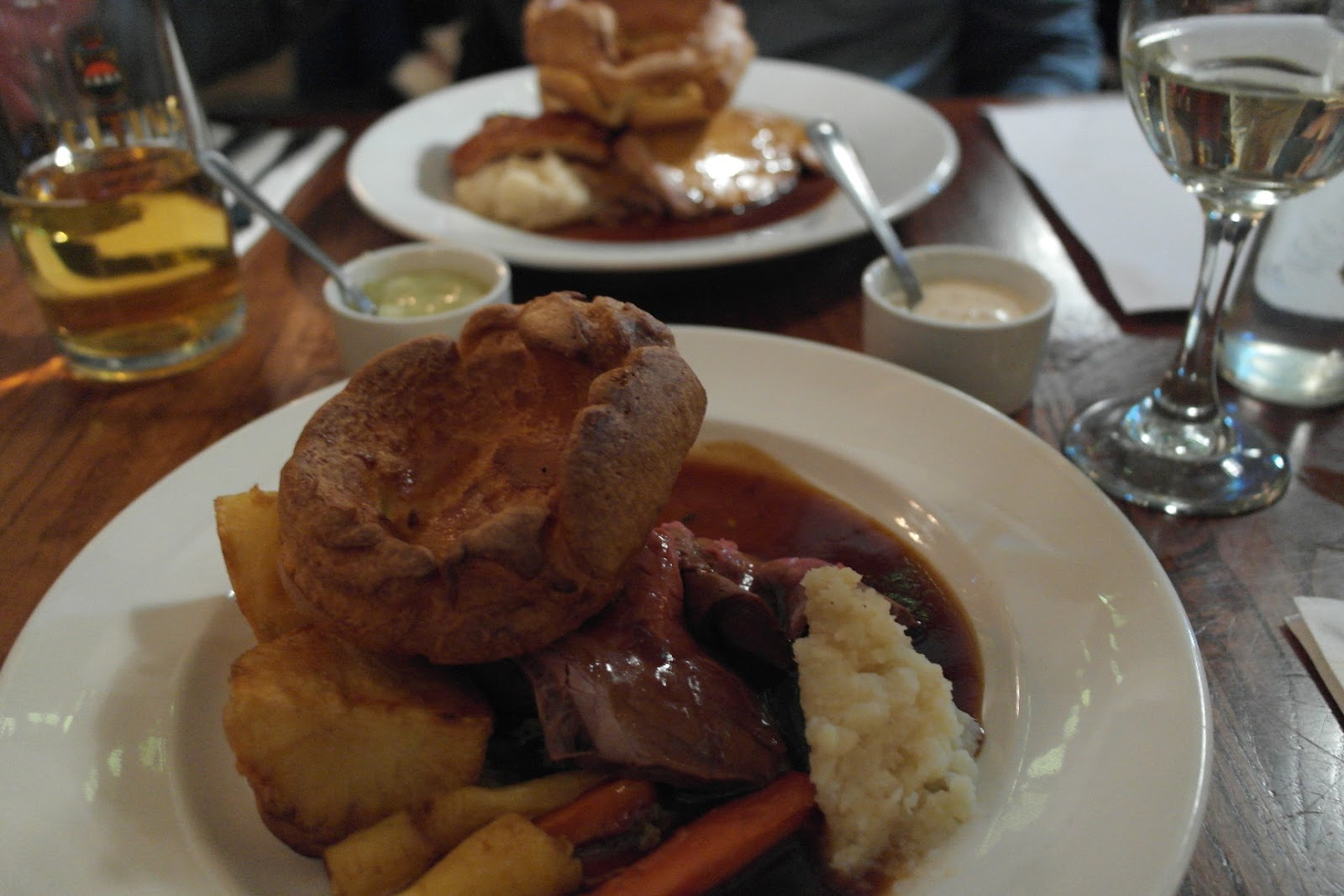 Sunday Lunch at Cross Keys, Leeds Review