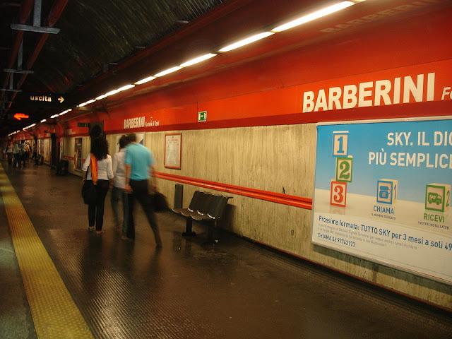 Roma, da Commissione nessuna data riapertura stazione Barberini