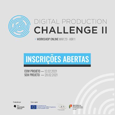 FEST Promove Digital Production Challenge II em Março