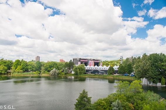 Isla Santa Helena. Montreal. Un paseo por el parque Jean Drapeau.