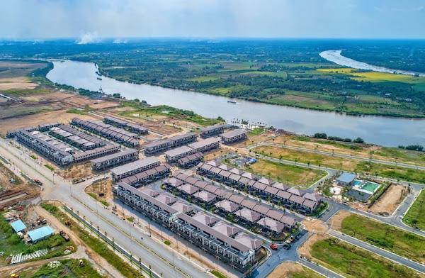 ảnh tổng quan dự án Waterpoint của Nam Long Group